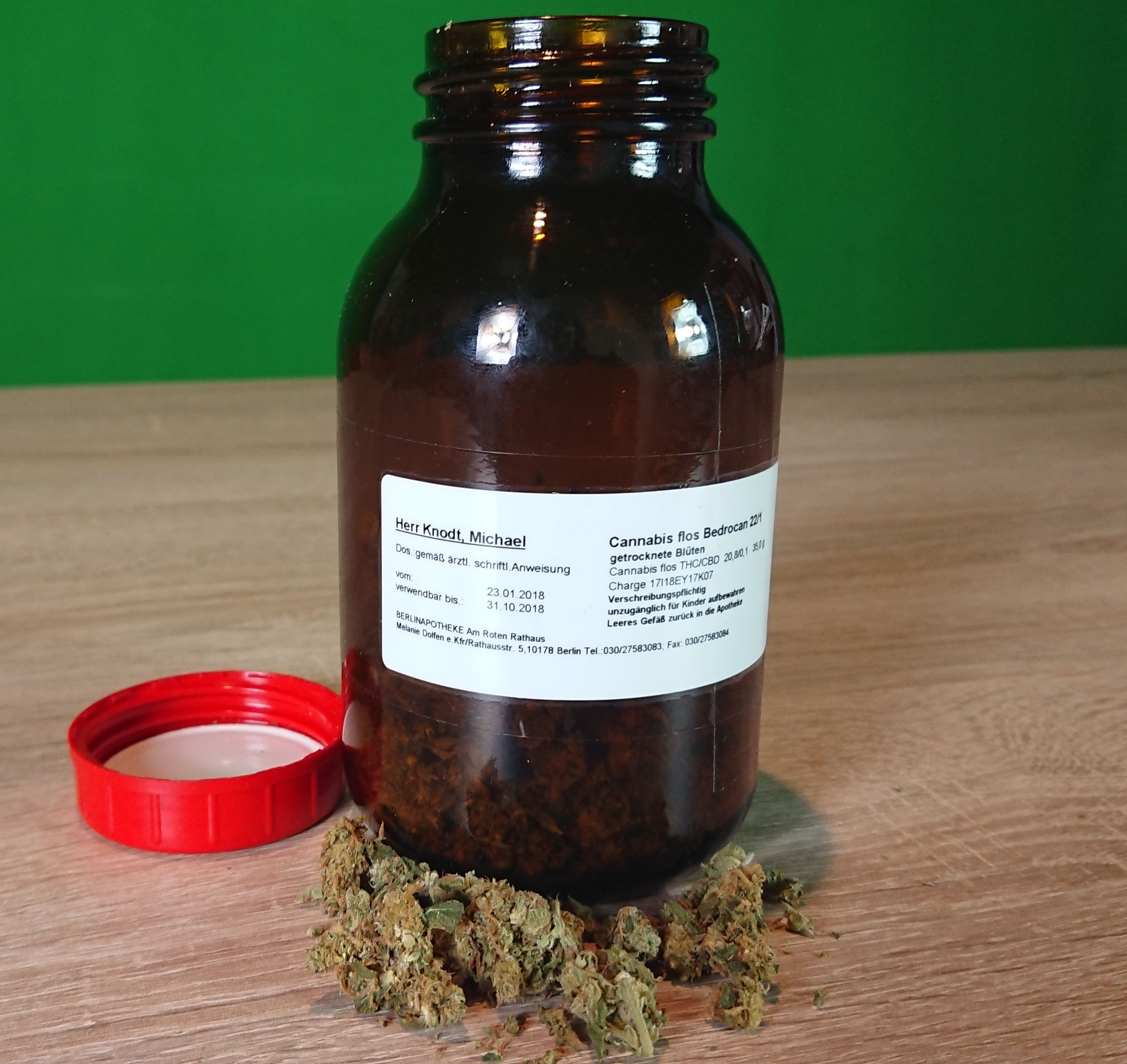 Medical Cannabis Germany