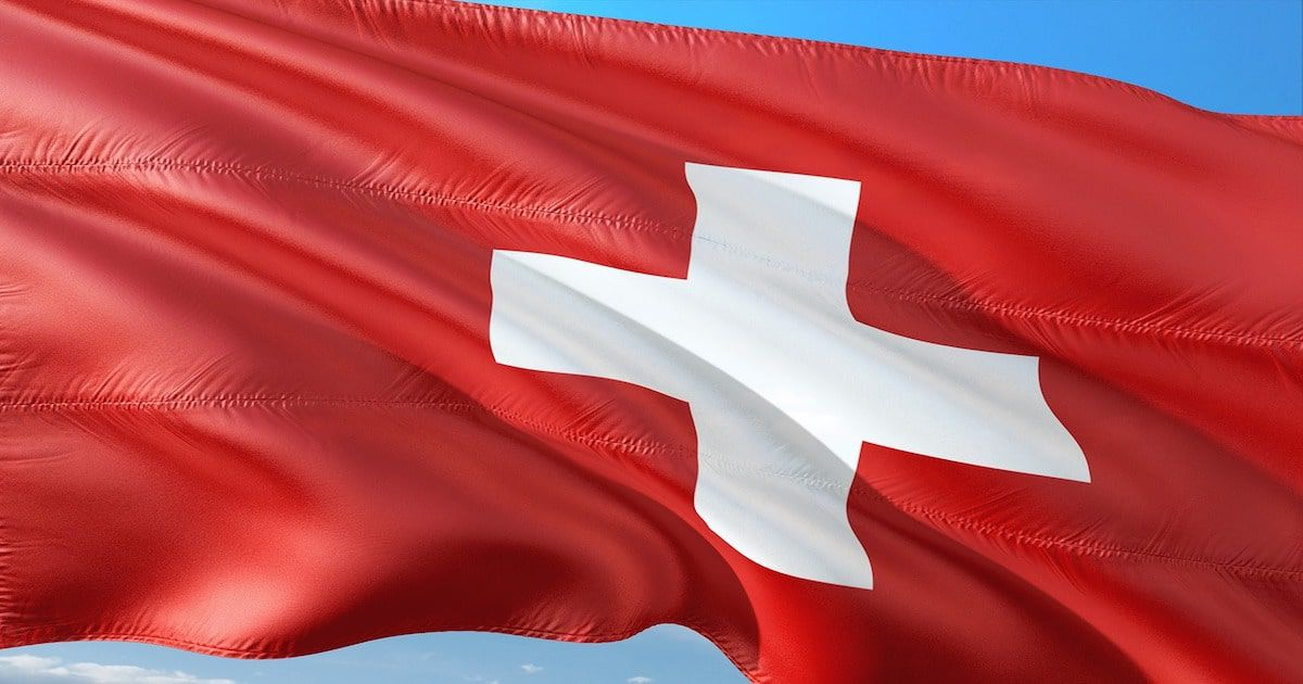 Switzerland Flag Switzerland Flag