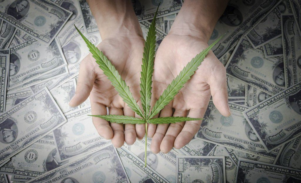 Cannabis money