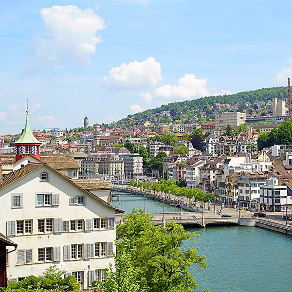Zurich International Cannabis Business Conference