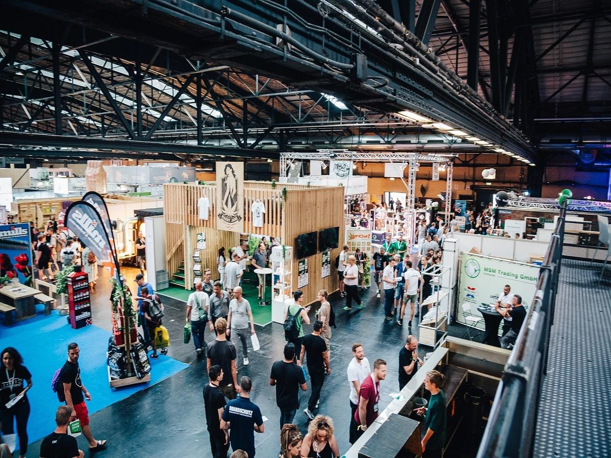 Mary Jane Berlin Hemp Fair 2019