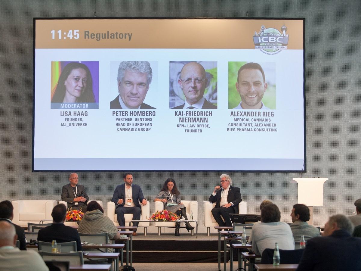 International Cannabis Business Conference Berlin 2021